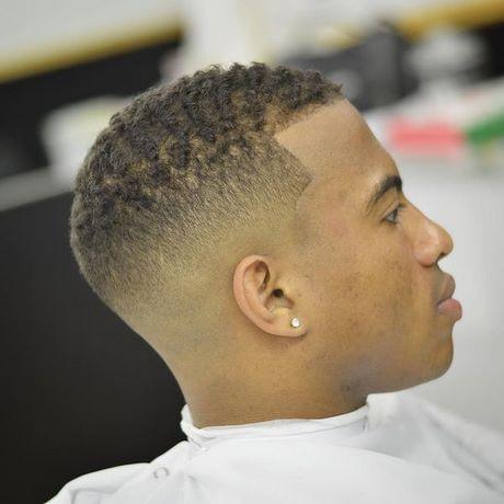 Low Cut Black Hairstyles