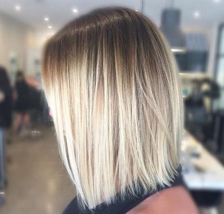 Medium Thin Hairstyles 2018