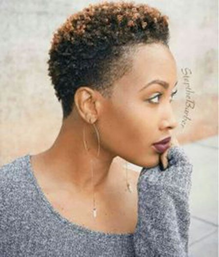 Short Haircuts For Black Ladies 2018