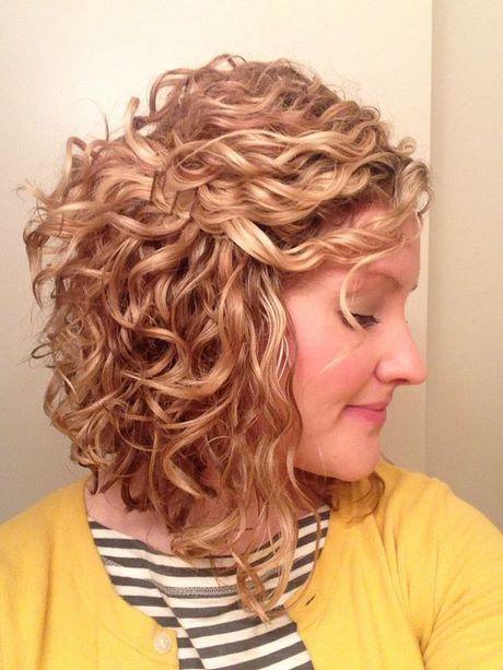 Short Haircuts For Natural Curly Hair 2018