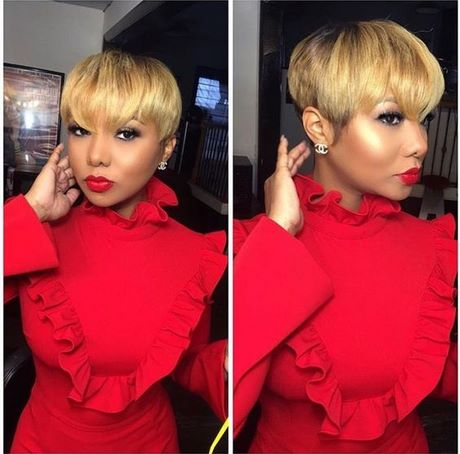 Short Hairstyles For Ethnic Hair 2018