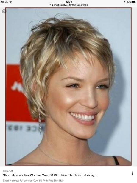 Short To Mid Length Hairstyles For Thin Hair