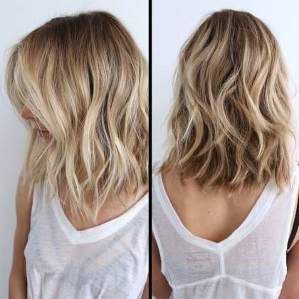 2018 Shoulder Length Hairstyles