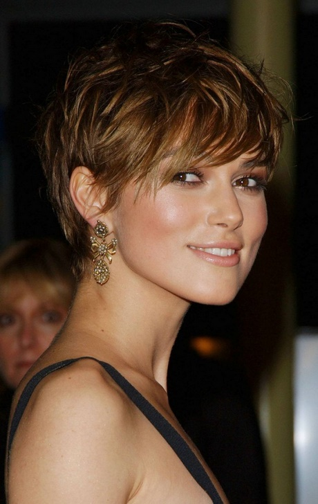 Celebrity Short Hairstyles 2018