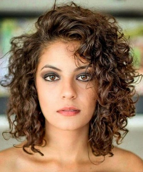 Naturally curly hair color ideas 2018