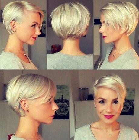 Feminine Short Hairstyles 2018