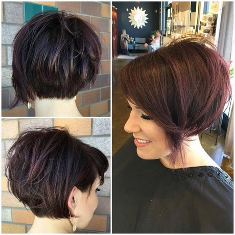 Latest Short Hairstyles For Women 2018