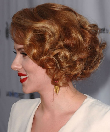Medium Curly Hairstyles 2018