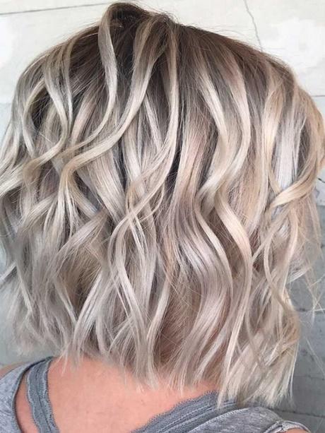 Medium Length Haircut 2018