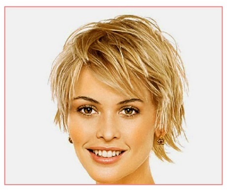 Short hairstyles for wavy hair 2018