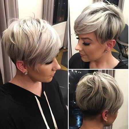 Super Short Haircuts 2018