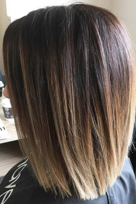 Trendy Shoulder Length Haircuts 2018