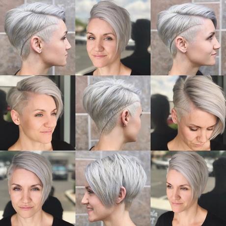 Very Short Hairstyles 2018