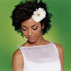 Afro bridal hairstyles