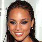 Alicia keys braid hairstyles