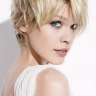 Attractive short haircuts for women
