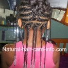 Black girls braided hairstyles