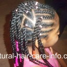 Black kids hairstyles gallery