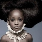 Black kids hairstyles girls