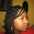 Black people braids
