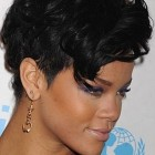Black short curly hairstyles 2014