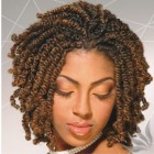 Black twist hairstyles