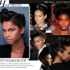 Black women hairstyles magazines