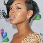 Black women short hair styles 2014