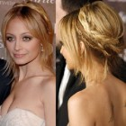 Bohemian hairstyles for short hair