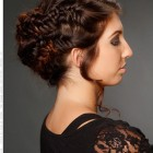 Braided hairstyles for prom