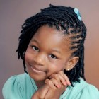 Braiding hairstyles for little black girls