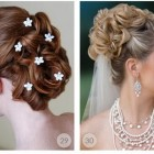Bridal hair designs