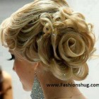 Bridal hairstyle 2014