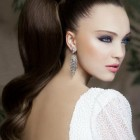 Bridal ponytail hairstyles