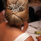 Bridesmaid hair updos
