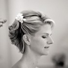 Bridesmaid hairstyles short hair
