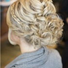 Bridesmaid updos 2014