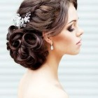 Bridesmaid updos 2015
