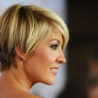 Celebrity hairstyles short hair