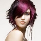 Color hair style