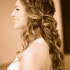 Curly down hairstyles