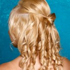 Curly formal hairstyles