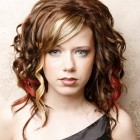 Curly hairstyle pictures