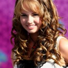 Curly hairstyles for teenage girls