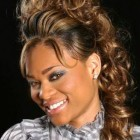 Curly weave hairstyles for black women