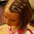 Cute hairstyles for little girls with long hair