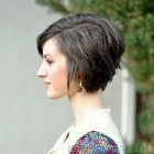 Cute short hairstyles for short hair
