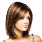 Cute short medium hairstyles