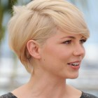 Different short hairstyles for women