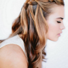 Diy prom hairstyles